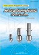 Ikeuchi Rotating Cleaning Nozzles